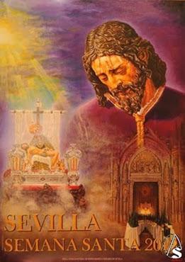 Cartel de Semana Santa Sevila 2012