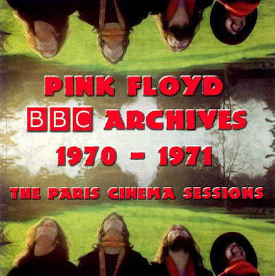 Pink Floyd - BBC Archives 1970-1971 - The Paris Cinema Sessions