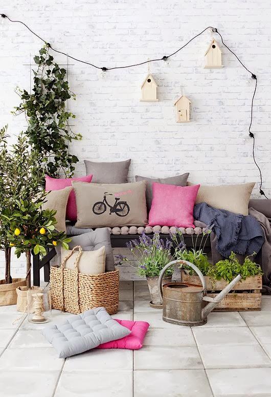 Cute Backyard Party Ideas : ideasseatingterraceyardpatiosummerbackyardlunchpartygarden