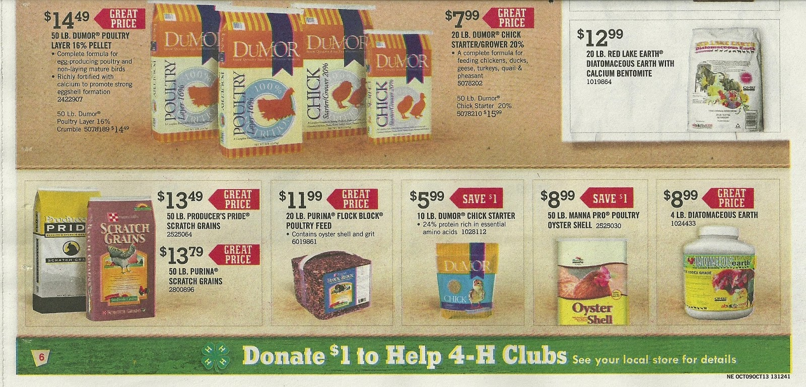 Tractor supply co vt ad scan preview 10 9 10 13