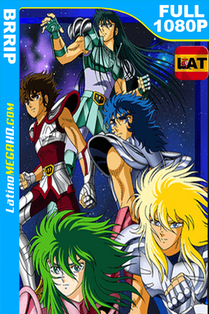 Los Caballeros del Zodiaco: Saga Asgard (1988) Latino Full HD 1080P - 1988