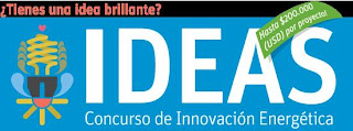 Ideas Concurso de innovación energética