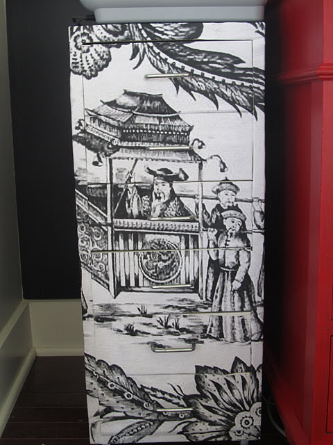 Do You All Remember Mary McDonaldu0027s Very Clever DIY Chinoiserie File Cabinet  Featured Below? Here Is My Original Post On It With All The Details.