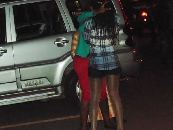 abakobwa baryamana n'abo bahuje igitsina