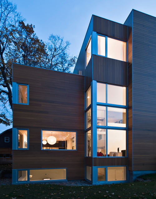architecture firm  - line boz studio - modern architecture 2012