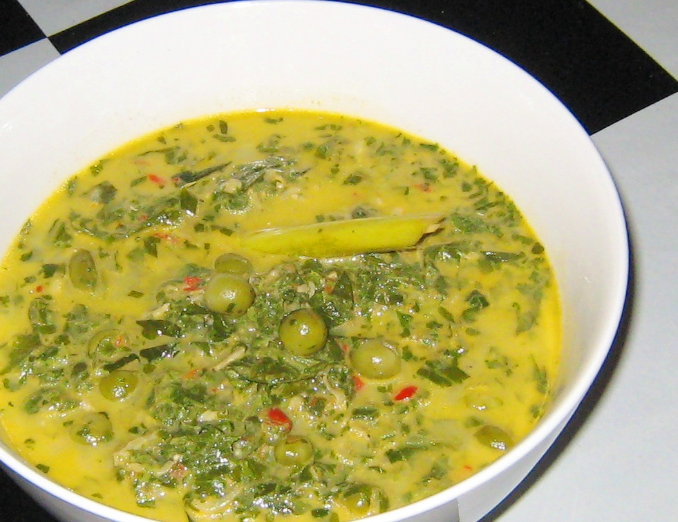 Image Result For Resep Masakan Padang Kuah Daun Singkong