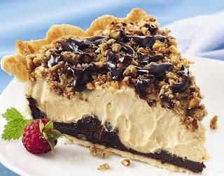 Bob Evans Chocolate Peanut Butter Pie Recipe