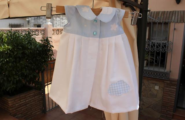 patron vestido bebe burda | facilisimo.com