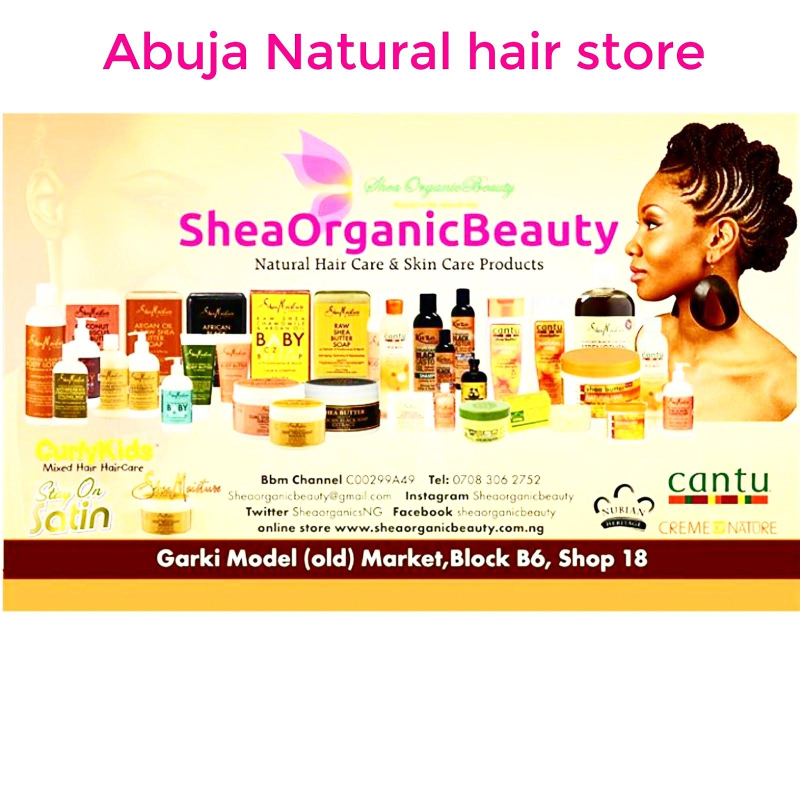 Shea Organics Beauty
