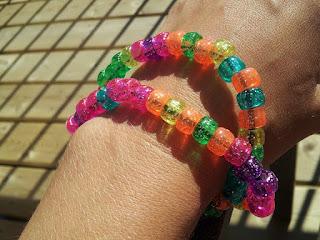 crafts, kids crafts, bracelet, gift
