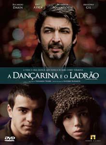 40009 Download   A Dançarina e o Ladrão  DVDRip AVI Dual Áudio + RMVB Dublado