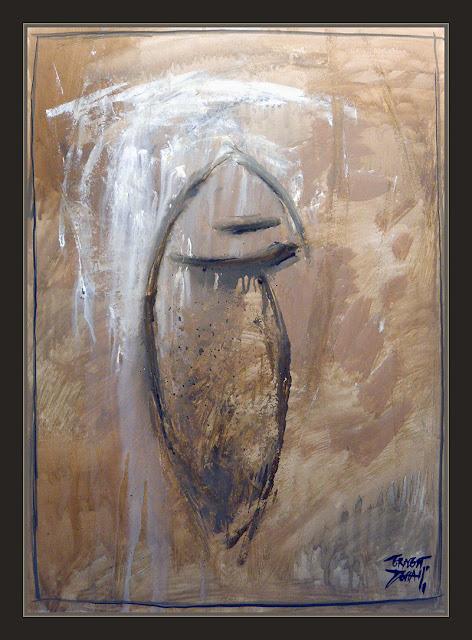 SUMERIA-ESCRITURA-HOMBRE-ANUNNAKI-LETRA-WRITING-SUMER-MAN-LETTER-ART-ARTE-PINTURA-PINTOR-ERNEST DESCALS-