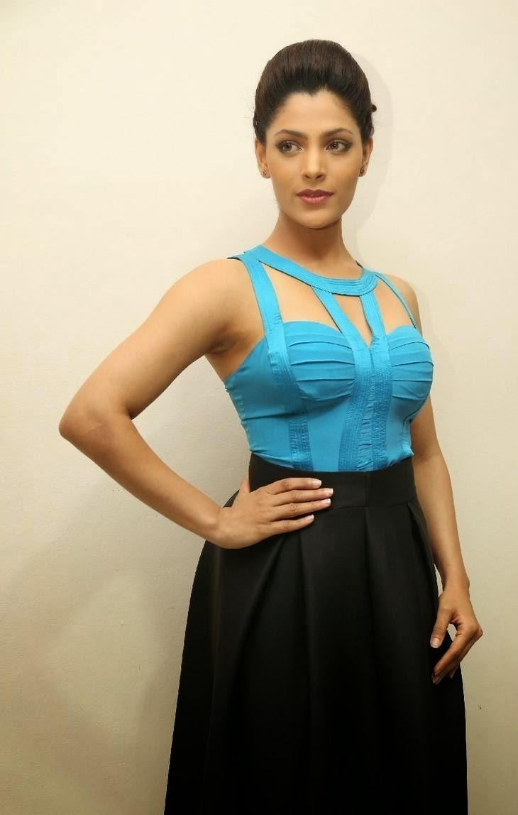 Saiyami Kher At Rey Pawanism Song Launch Stills