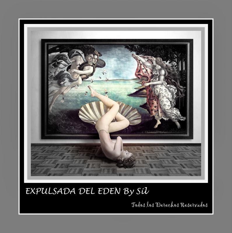 Expulsada del Edén