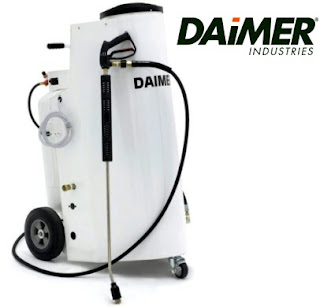 Mobile Pressure Washer