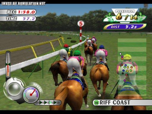 G1 Jockey 4 on PS3 Official PlayStationStore Australia