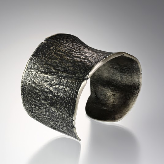 http://quadrumgallery.com/jewelry/product/oxidized-doubloon-cuff-023f