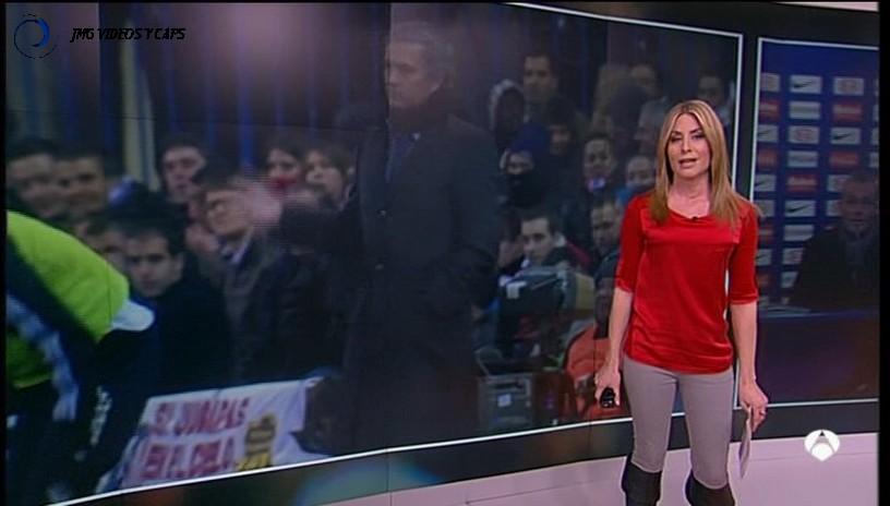 AINHOA ARBIZU, Antena 3 Deportes (21.01.11) (RESUBIDO)