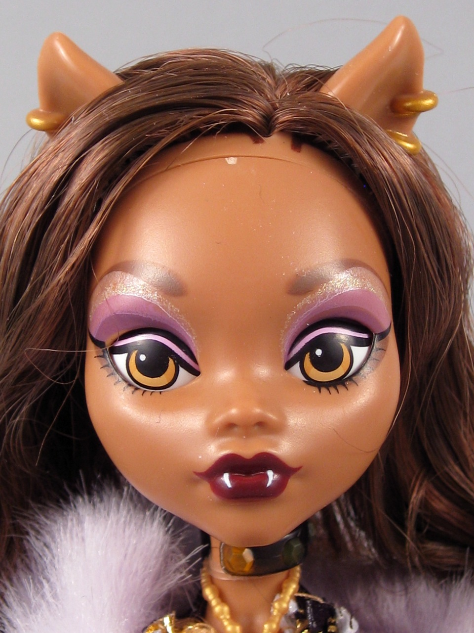 Ghouls Alive Clawdeen