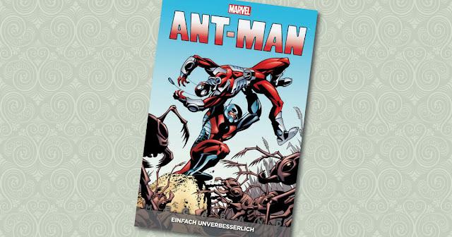 Ant-Man Megaband 1 Panini Cover