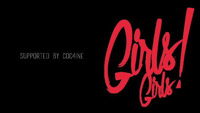COC4INE GIRLS