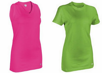 Russell Athletic DRI-POWER® Gear for womeni s sleek, comfortable and perfect for women on the go!