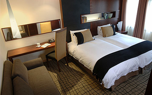 C mo decorar el dormitorio de invitados estilo - Habitacion de invitados ...