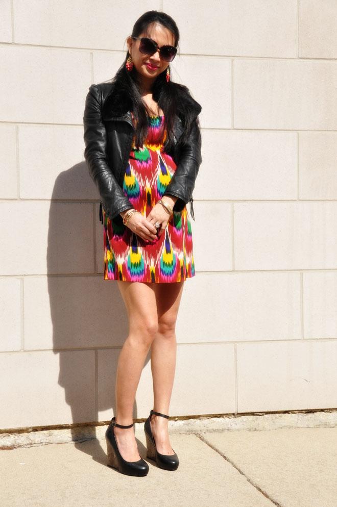 Color Ikat Lookbook