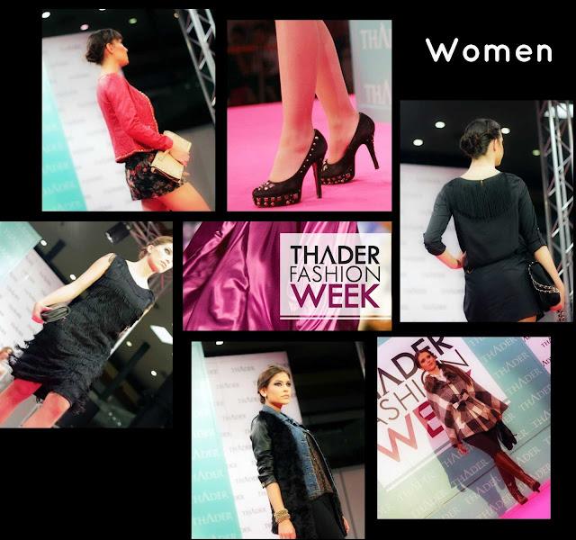 Desfile TFW Women