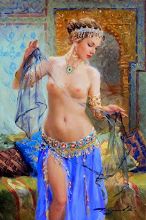 Impresionismo Pintura Artistica Mujeres
