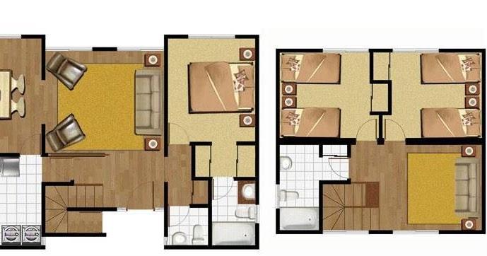 Planos de casas modelos y dise os de casas planos de for Planos de casas modernas de 2 pisos gratis