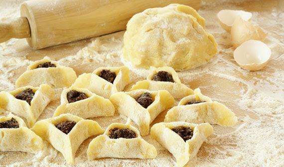 A Dessert To Celebrate The Jewish Holiday Of Purim