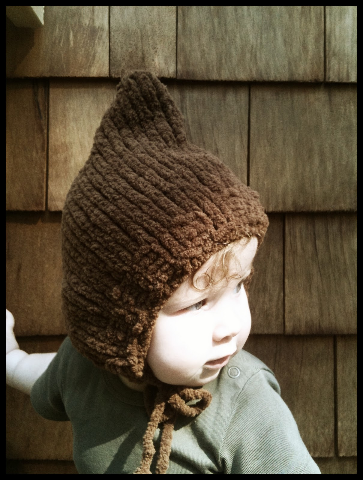 Knitting Pattern For Infant Elf Hat : Collettes place: Woodland Elf Winter Hat knitting pattern