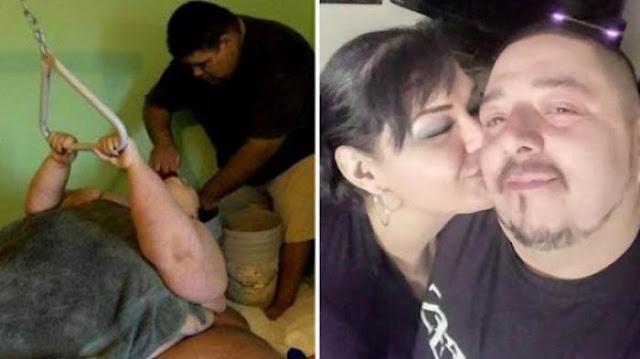 wanita ini dikecam netizen karen meninggalkan suaminya