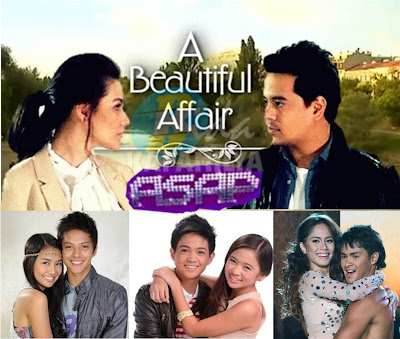 John Lloyd Cruz, Bea Alonzo, KathNiel, FranCella, Matteo and Jessy on ASAP 2012 this October 14