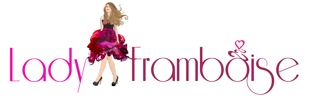 Lady Framboise
