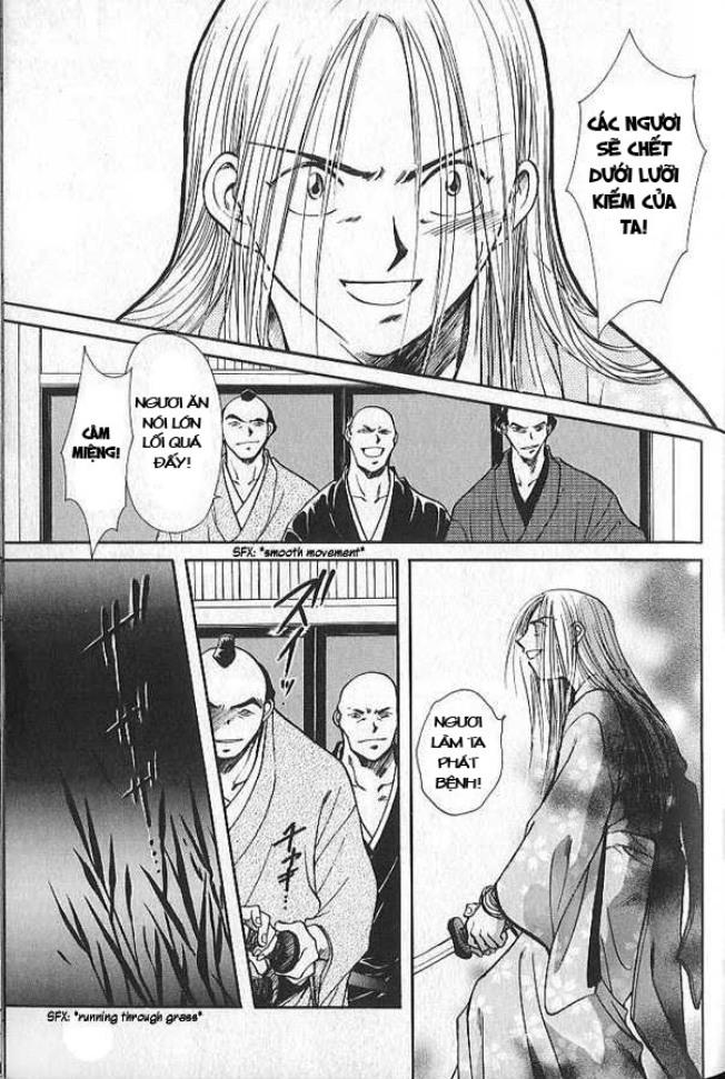 Soshite Haru No Tsuki chap 4 - Trang 26