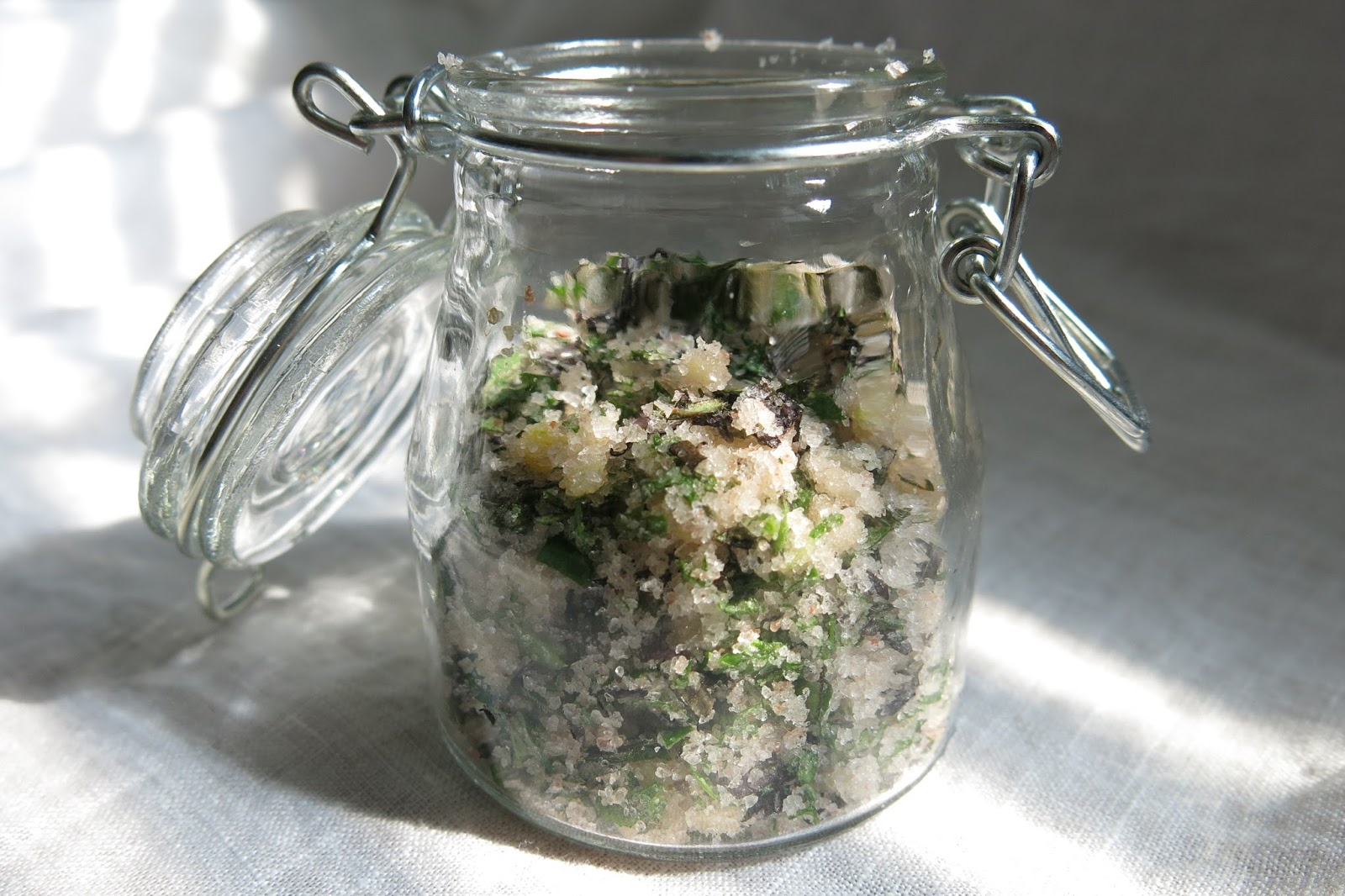 Herbed Garlic Salt