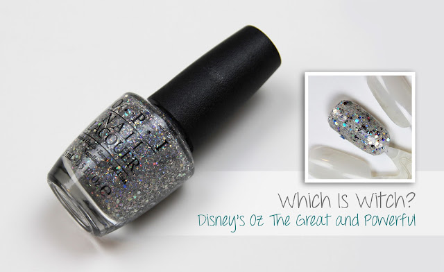 Which Is Witch Disney Oz The Great and Powerful OPI