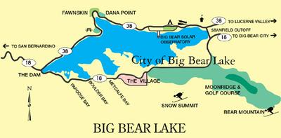 Big bear lake ca october 2012 for Lake fishing near los angeles