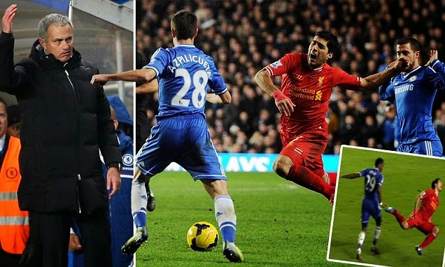 Mourinho: Suarez Tak Pantas Dapat Gelar Pemain Terbaik