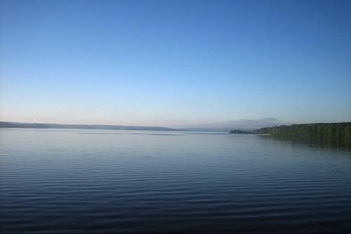 Jordan Lake Clean Up – October 1, 2011