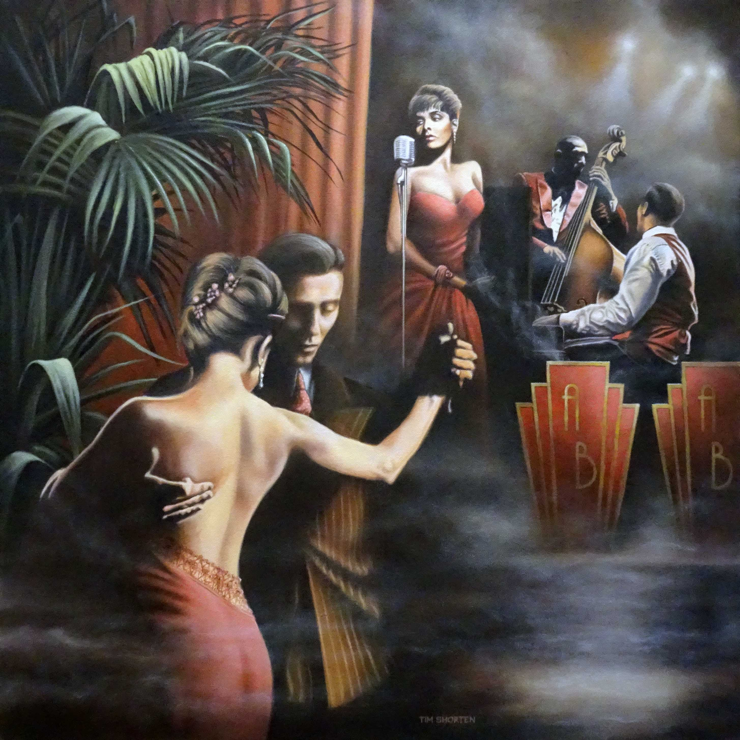 Tim Shorten Last Tango