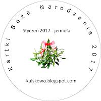 KARTKI BN 2017 u ULI - STYCZEŃ