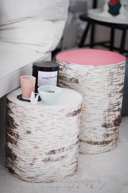 brzozowy stolik drewniane inspiracje diy eco manufaktutra