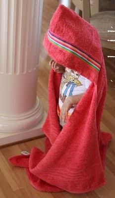 خياطة فوطة حمام
