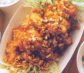 Ayam Goreng Kacang Bawang