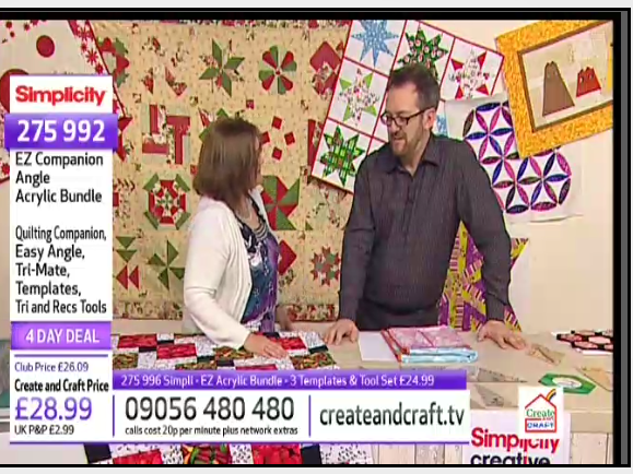 Create & Craft Keeping me busy!