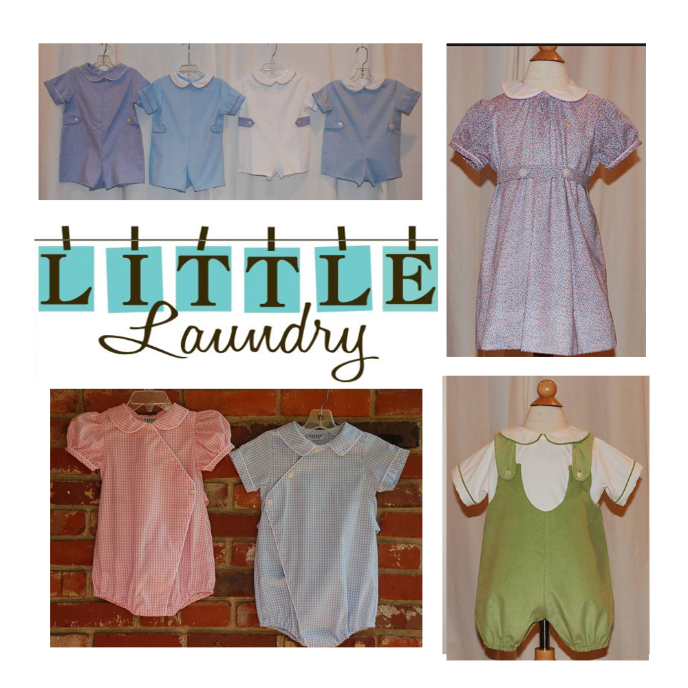 Pad Party Southern Style Baby Children Clothing