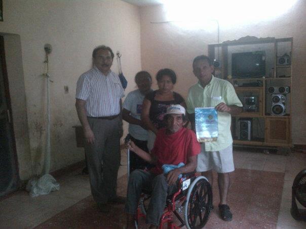 Vecino Vigilante Yucatan Rotarios En Acci N Entrega De